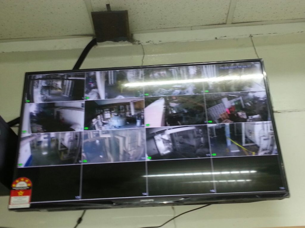 cctv monitor live views