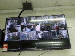 cctv monitor live views